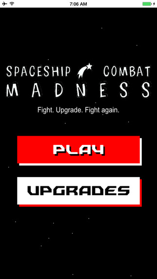 Spaceship Combat Madness Retro: FIGHT - UPGRADE - FIGHT AGAIN