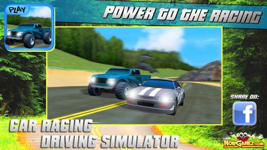 Car Racing Driving Simulator