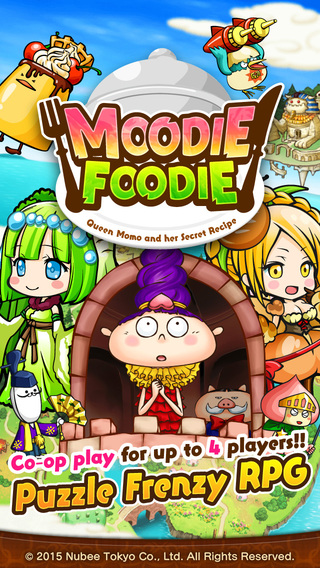 Moodie Foodie - Queen Momo and her Secret Recipe