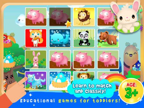 【免費教育App】Preschool and Kindergarten learning kids games for girls & boys-APP點子