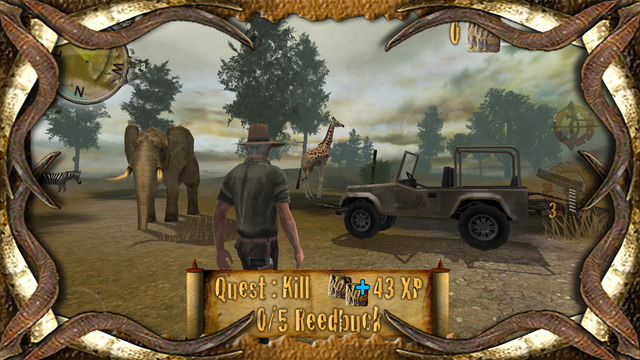 4x4 Safari 2 Pro Screenshots