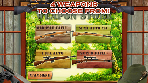 A Real Dove Hunting Sniper Game with Scope Adventure Simulation FPS Games FREE