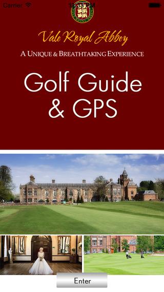 Vale Royal Abbey GPS