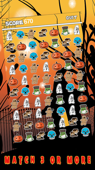 Jewel Mania Halloween Edition