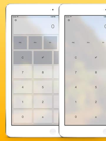 Калькулятор ² Скриншоты8