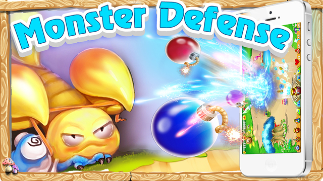 Monster Defense - World War