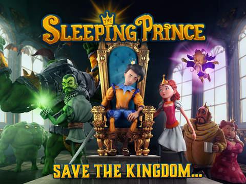 The Sleeping Prince: Royal Edition. Скрин 1