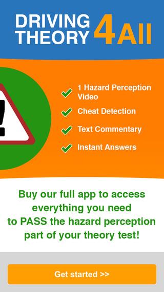 UK Driving Theory Test - Hazard Perception Videos - Vol 1 Free