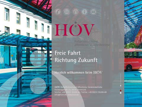【免費商業App】Haftpflichtverband öffentlicher Verkehrsbetriebe (HÖV)-APP點子
