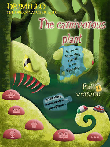 DRIMILLO - The Carnivorous Plant FREE