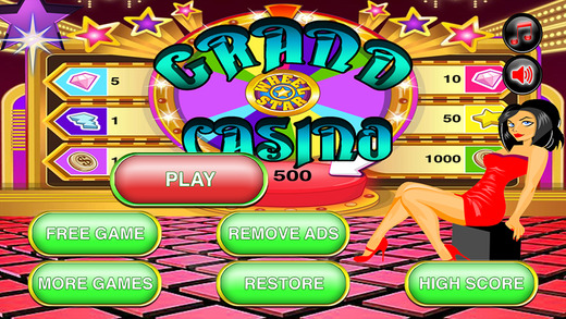 Grand Casino Board : 5 Card Poker Free