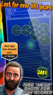 Screenshot #9 for Magnetic Billiards: Blueprint