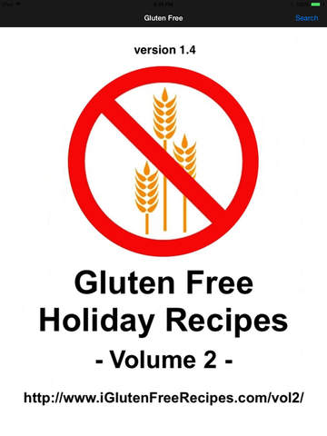 Gluten Free Recipes Healthy Holiday Eating|玩健康App免費|玩APPs
