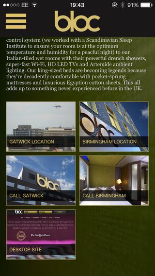 Bloc Hotels