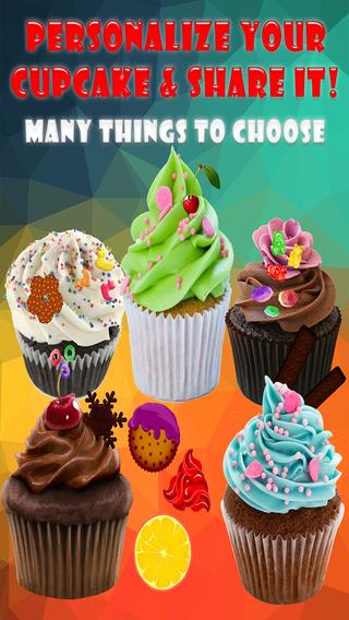 Crazy Kitchen Food Cupcake Maker