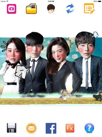 Korean Photo HD - make funny style pic