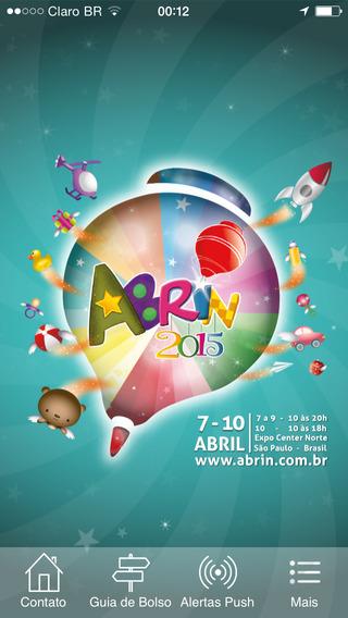 Abrin – Feira Brasileira de Brinquedos