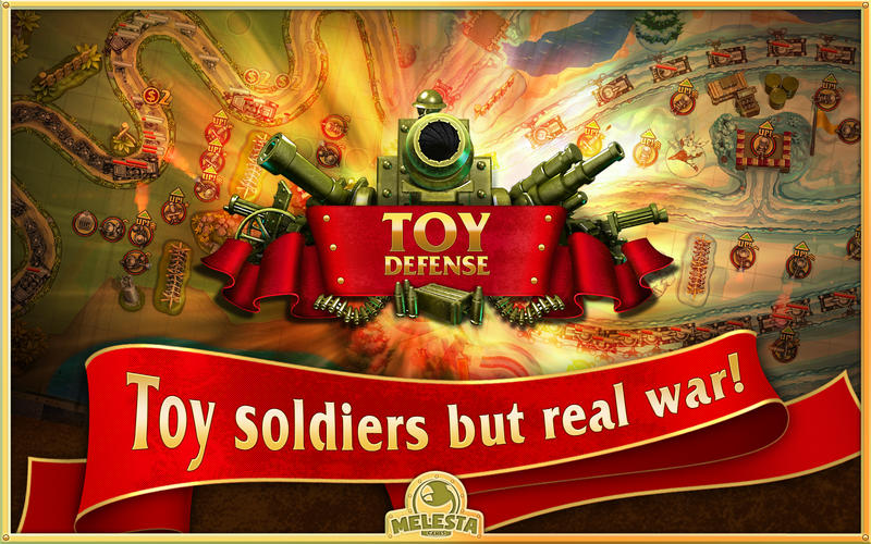 Toy Defense. World War I Free Screenshot - 1