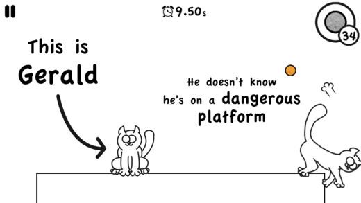Don't Kill the Blind Cat