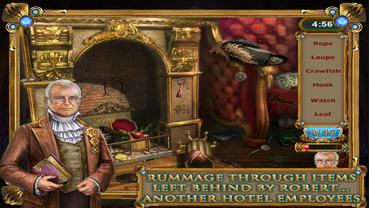 Mystery Case Files: Mystery Hotel-The second part