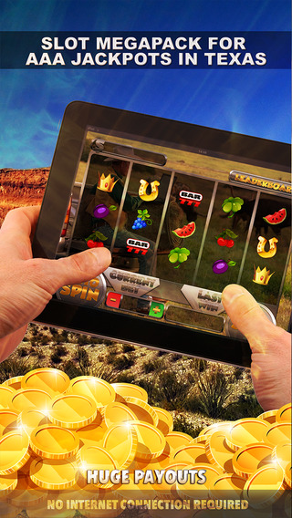 Slot Megapack for AAA Jackpots in Texas - FREE Slot Game Texas Holden