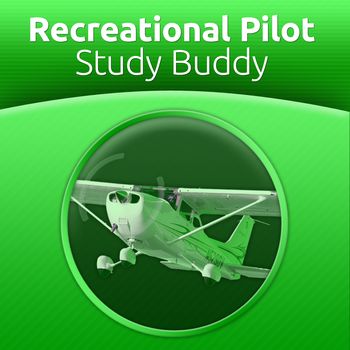 Study Buddy Test Prep (FAA Recreational Pilot) LOGO-APP點子