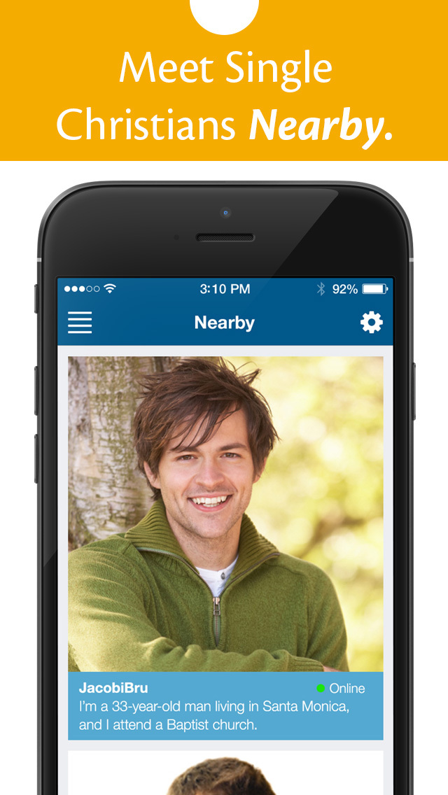 Christian dating itunes app