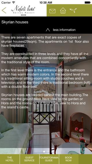 Nefeli Hotel Skiros