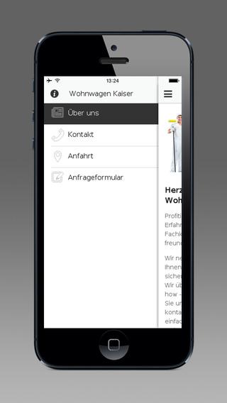Wohnwagen Kaiser