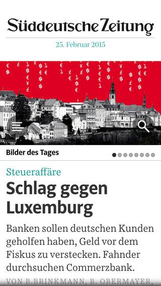 Süddeutsche Zeitung: Zeitungsapp SZ Plus