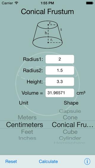 Volume Calc