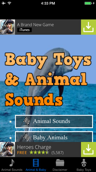 Baby Toys Animal Sounds