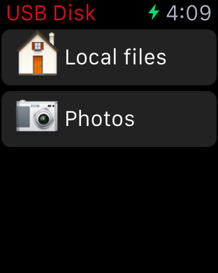 USB Disk Pro for iPhone Screenshots