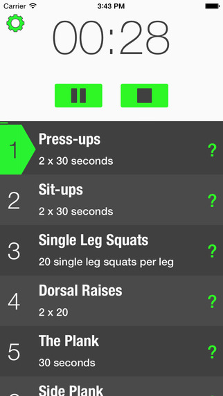 Core Workout: Core in 6