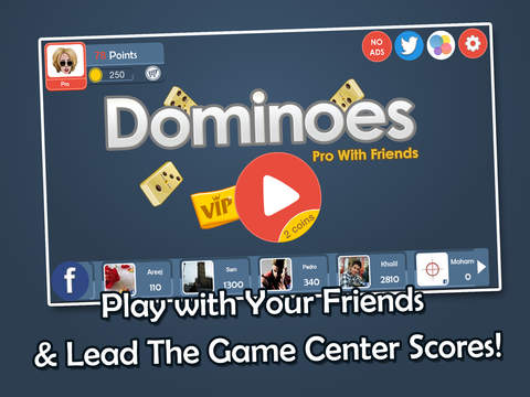 Dominoes Pro With Friends screenshot 5