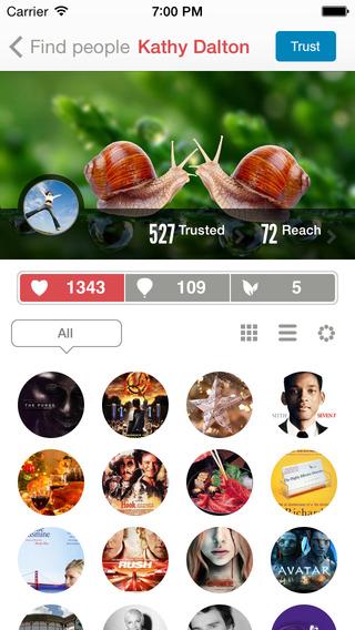 CircleMe: The Interest-based Social Network