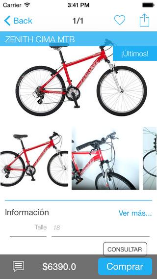 玩工具App|Canaglia bicicletas免費|APP試玩
