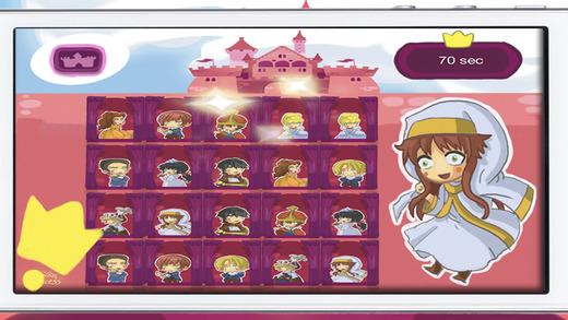 Game of Princesses and Princes: couples Premium games