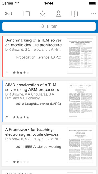 Papers 3 for iOS