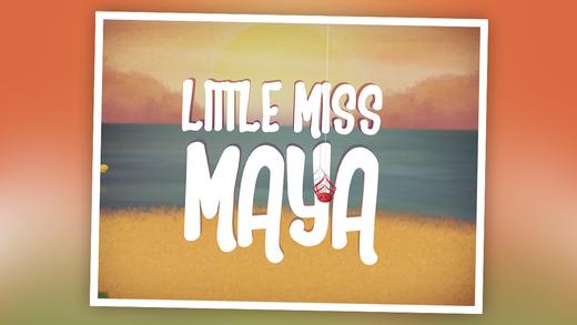 Little Miss Maya: 3D Interactive Story Book For Children in Preschool to Kindergarten HD
