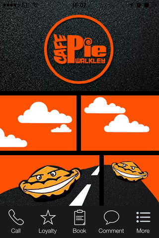 Cafe Pie, Sheffield screenshot 1