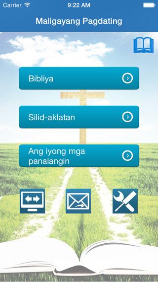 Ang Dating Biblia Bible in Filipino - Tagalog