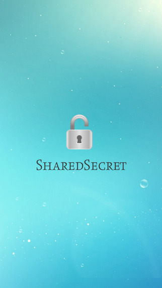 Shared Secret With Your Partner