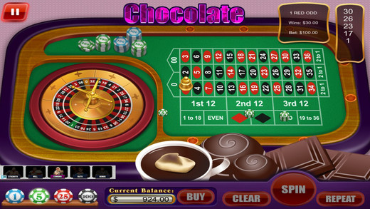 roulette games free download