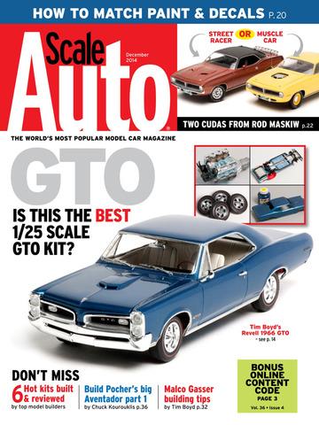 玩免費生活APP 下載Scale Auto - Learn secrets to build better model cars. app不用錢 硬是要APP