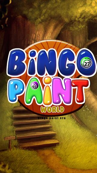Bingo Paint World - Bingo Paint Era