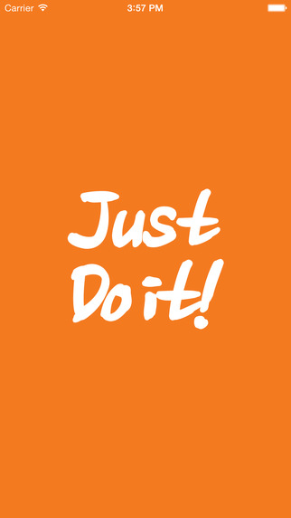Just Do it - to do list