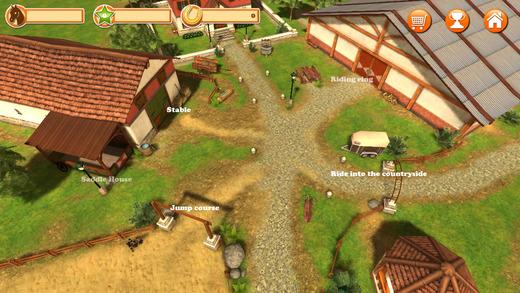 HorseWorld 3D: 我的骏马 FREE|玩遊戲App免費|玩APPs