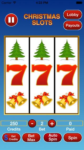 AAA Christmas Slots 2014 - Free Holiday Slot Machine