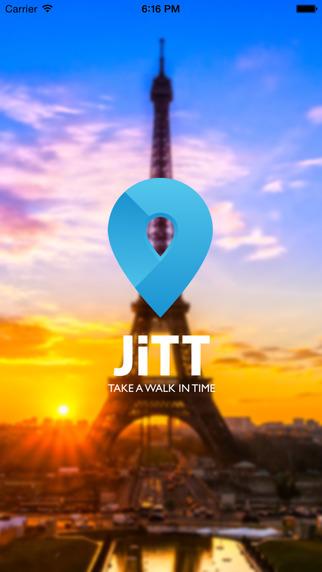 Paris Guide audio et organisateur de parcours touristiques par JiTT
